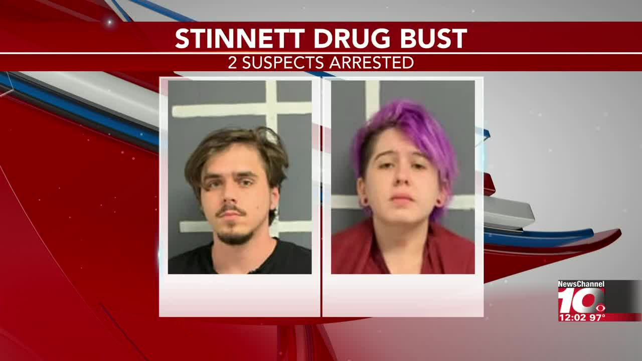 Heroin, cocaine, other drugs confiscated during drug bust in Stinnett