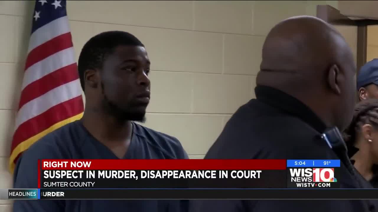 Bond denied for S C  man accused of woman's murder, child's