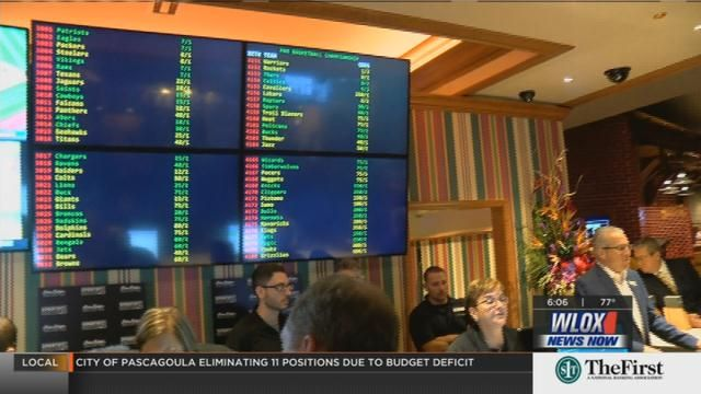 Legalized sports betting era begins in Mississippi