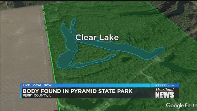 Body found at Pyramid State Park in Perry Co , IL