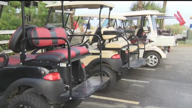 Surfside Beach Police Works To Educate The Public On Golf Cart Rules
