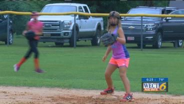 Duplin Co  girl enjoys personal and MLB All-Star experience