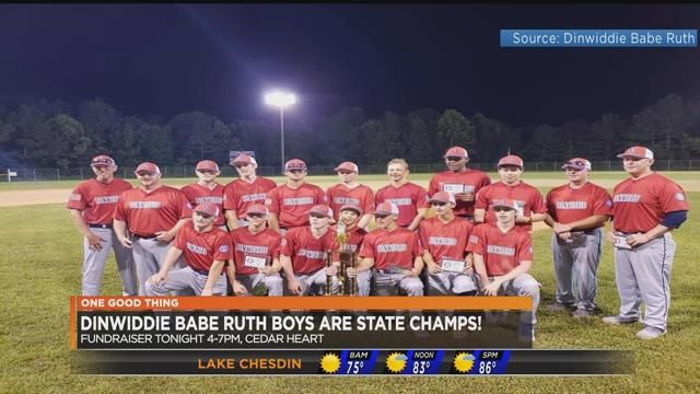 How to help local youth baseball teams heading to World Series