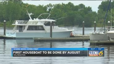 Floating houses to be reality by August