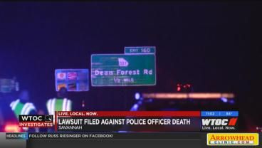 WTOC Investigates: SPD officer's wife files wrongful death