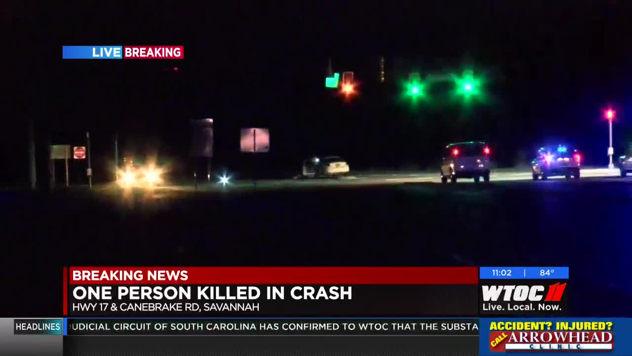 GSP investigating fatal wreck involving bicyclist, Chatham Co