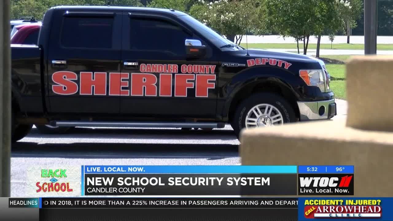Candler County schools get new security system