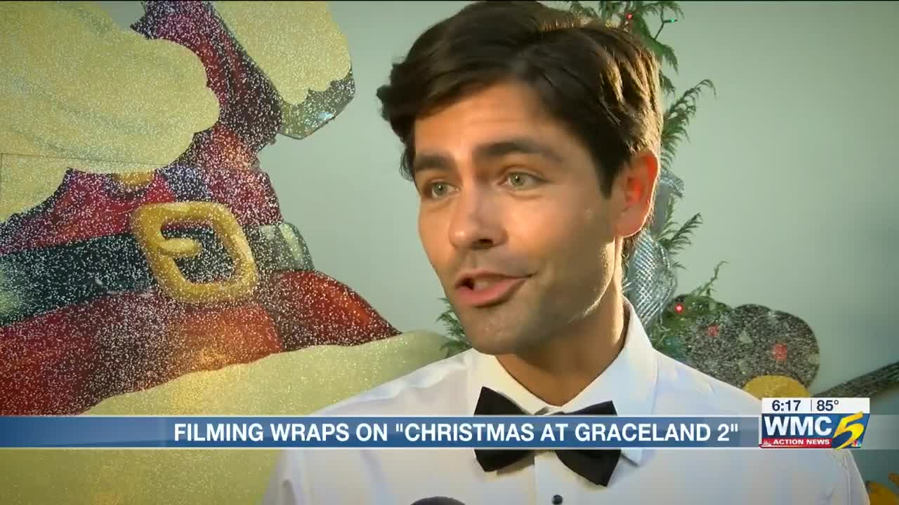 Christmas At Graceland 2.Exclusive Behind The Scenes Of Christmas At Graceland 2