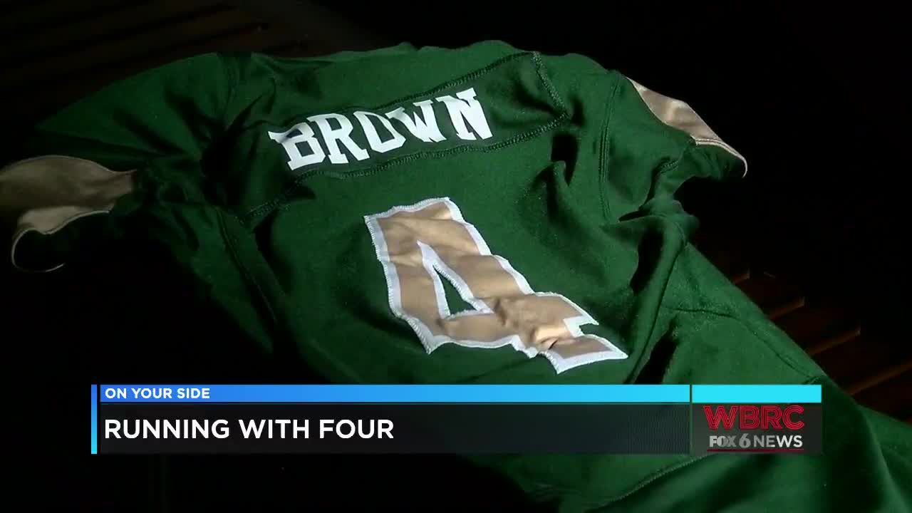 UAB football player changes jersey number in memory of former player