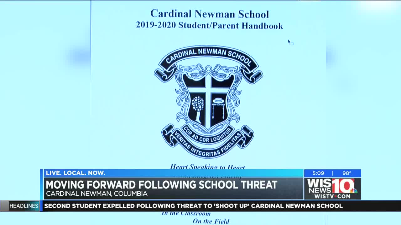 No further charges filed in wake of Cardinal Newman threats, but 2nd
