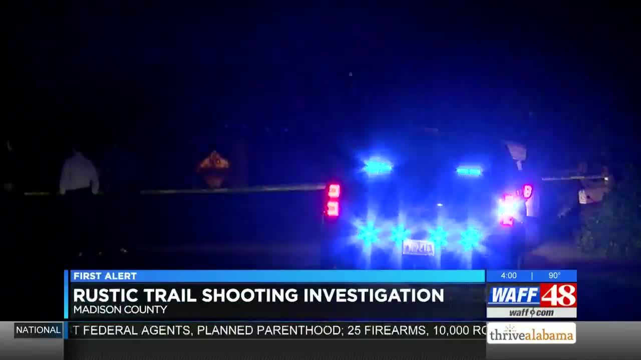 Fatal shooting victim found on Madison County street identified