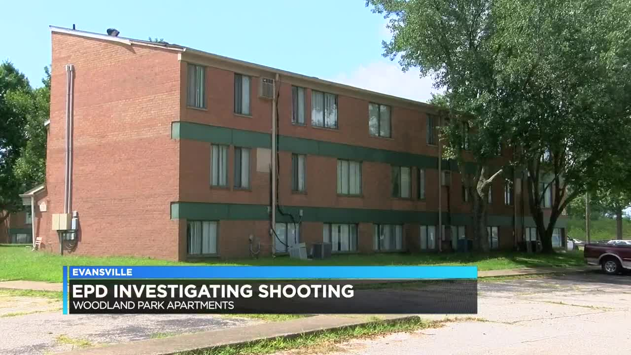 Police Looking For Suspect After Apartment Shooting