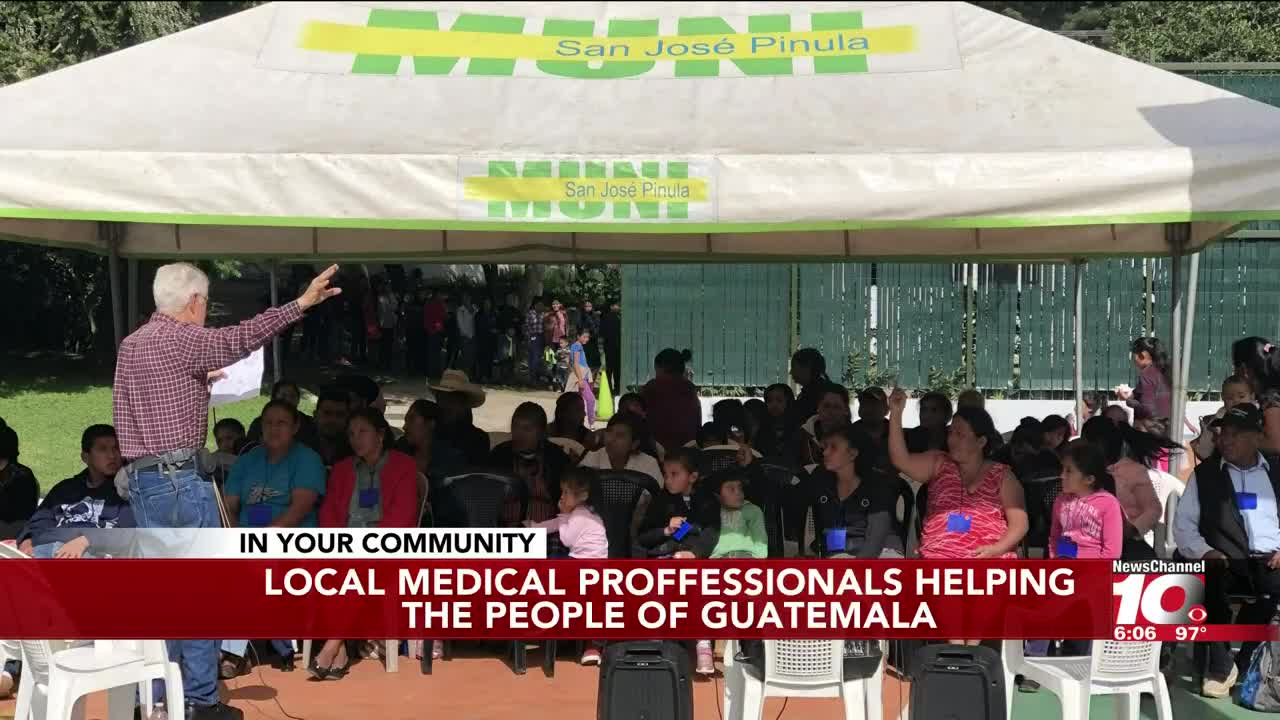 Amarillo medical professionals help over 1,000 patients in