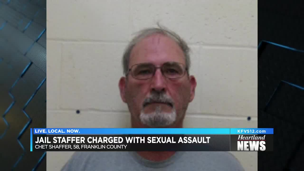 Franklin Co  jail employee arrested on misconduct, sexual