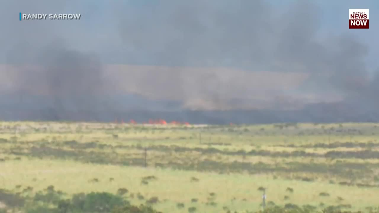Brush fire in Paia burns more than 200 acres