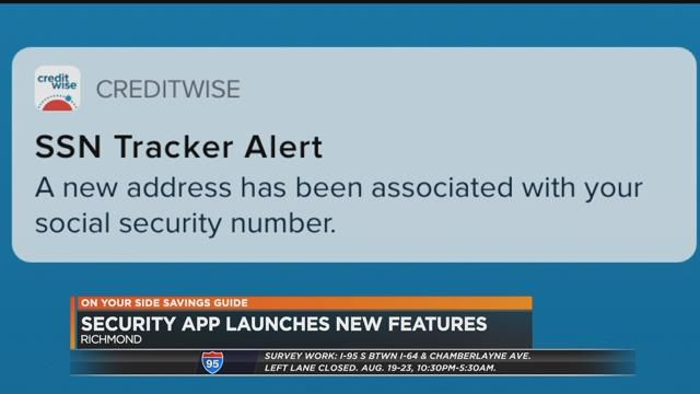 New app helps protect your identity