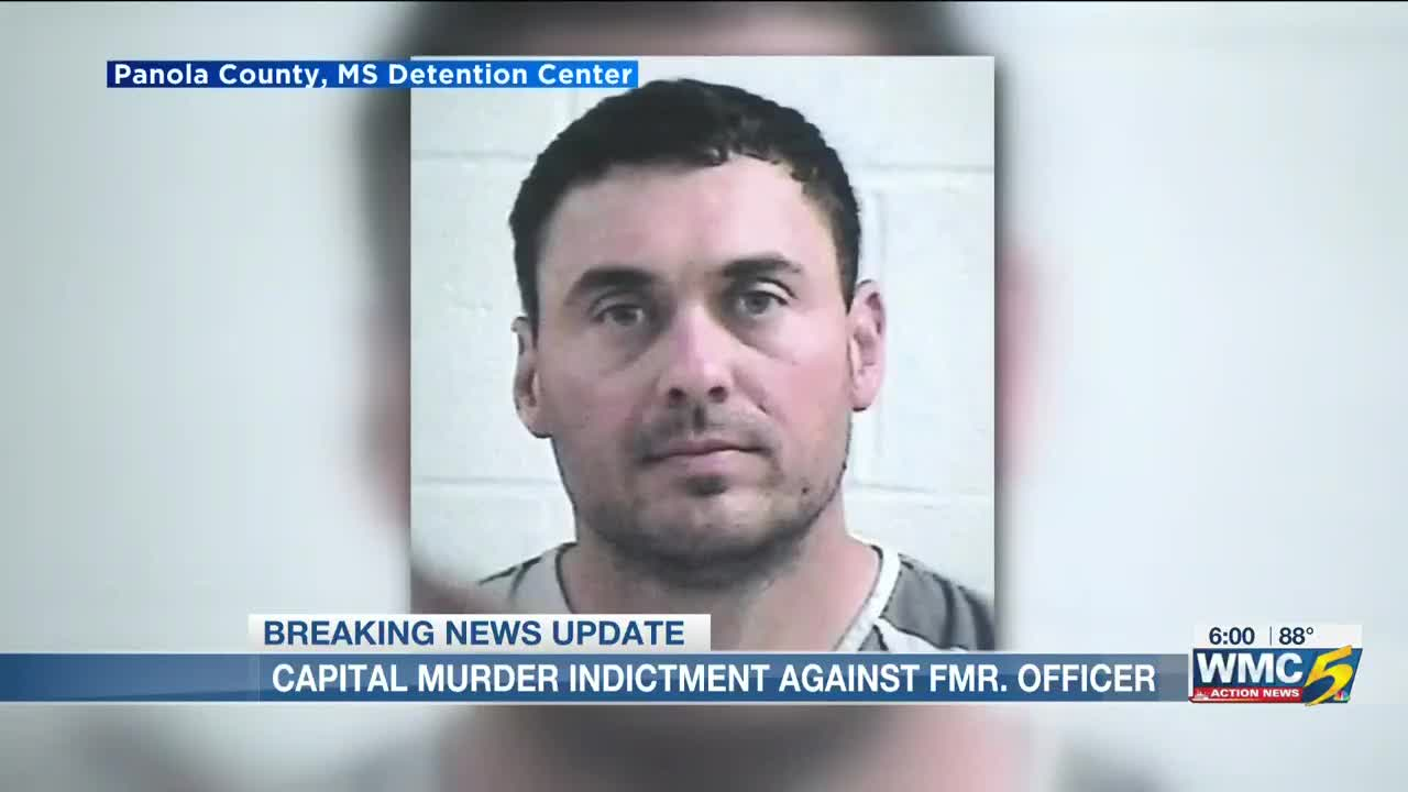 Former Oxford police officer indicted on capital murder