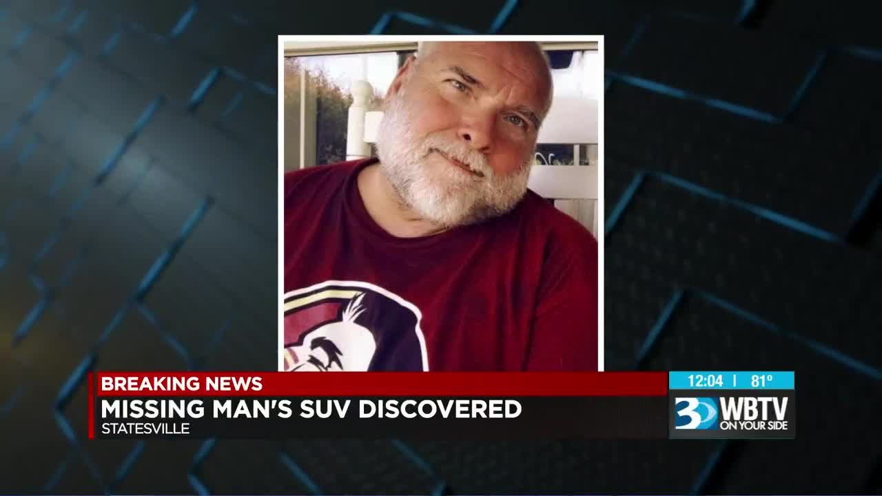 Missing man's Jeep found one year after disappearance from