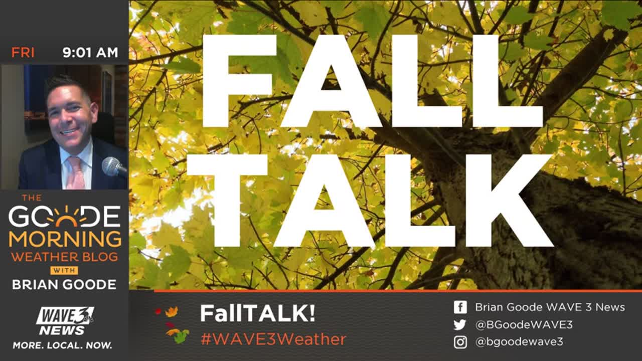 FallTALK! Friday Edition