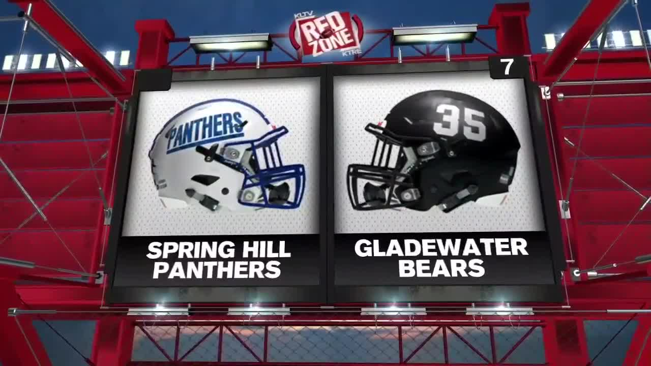 Gladewater Halloween 2020 Gladewater hosts Spring Hill in Red Zone Game of the Week