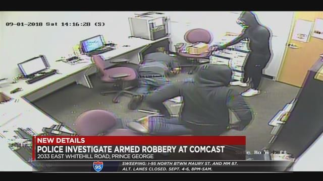 Man Woman Arrested In Armed Robbery At Comcast Customer Service Center