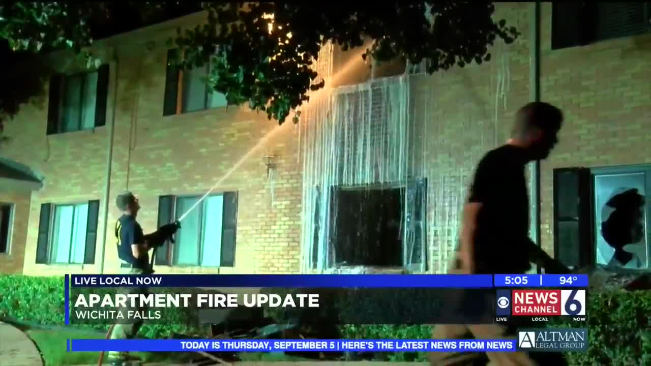 Family loses pets in apartment fire
