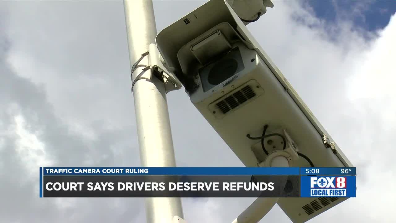 Thousands of drivers deserve refunds for traffic camera