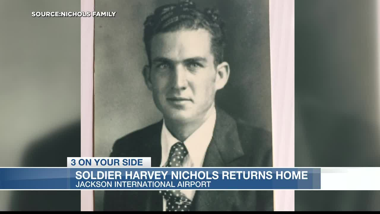 Missing WWII soldier's remains returned to Miss  family, 77
