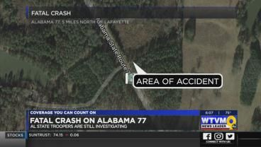 Fatal accident near Lafayette takes the life of one