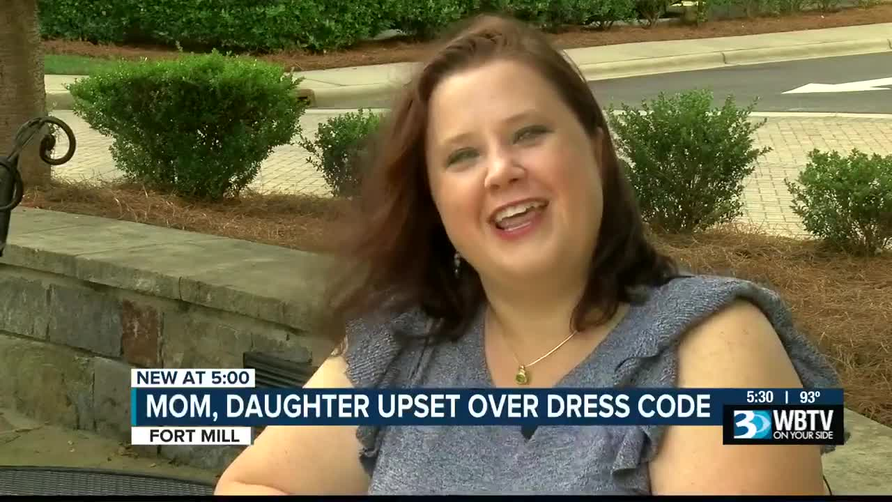 SC mom launches movement after daughter reprimanded over