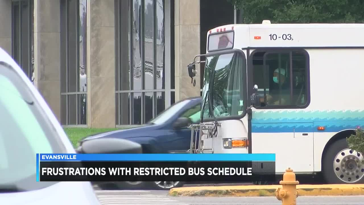 Restricted Mets Bus Schedule Causes Frustration For Some