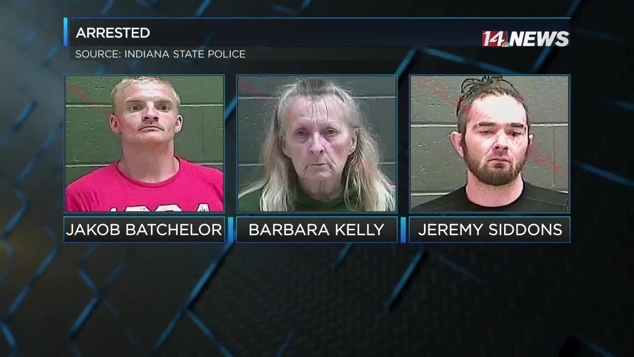 More than $30k in meth found during stop by ISP