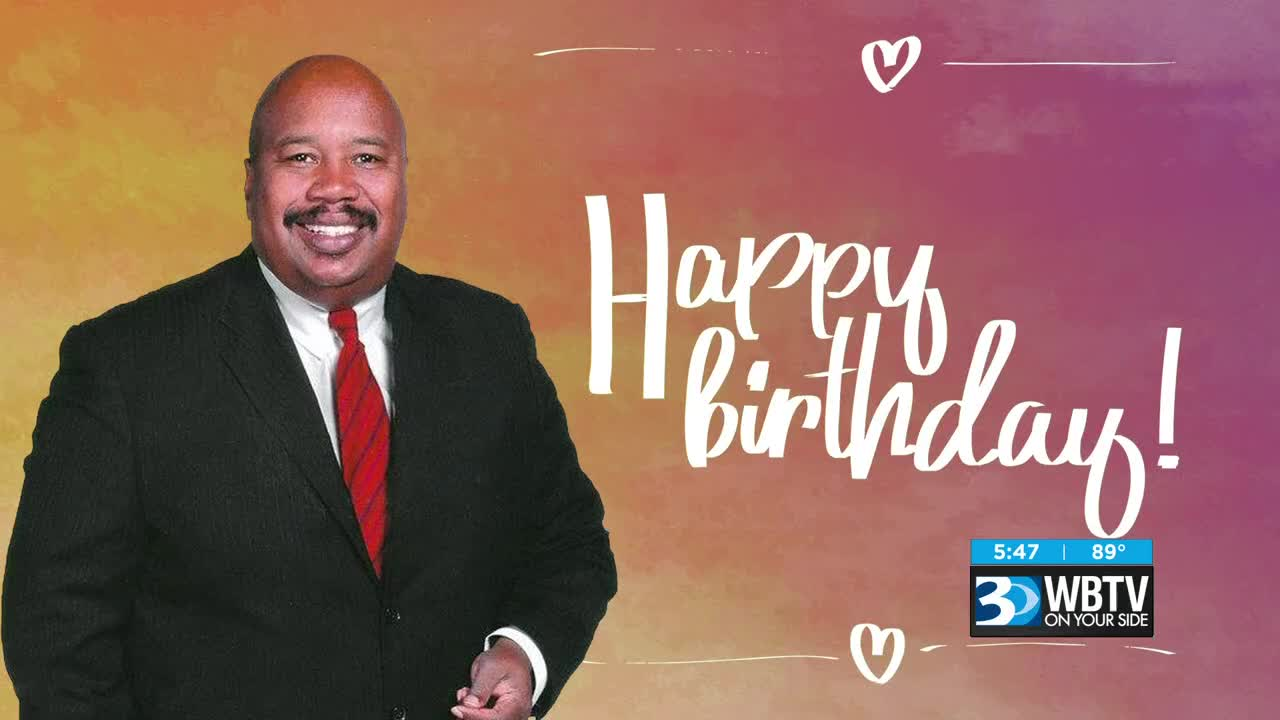 WBTV wishes a very Happy Birthday to veteran reporter Steve