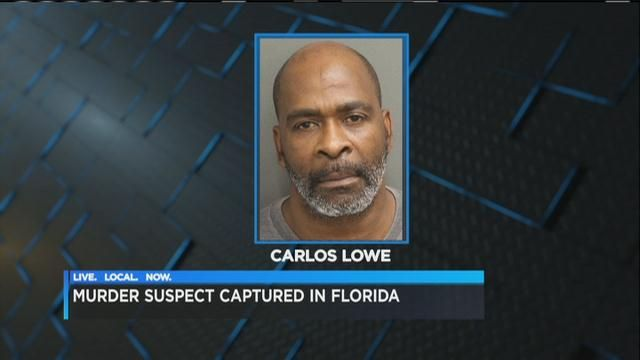SC murder suspect will be extradited from Florida