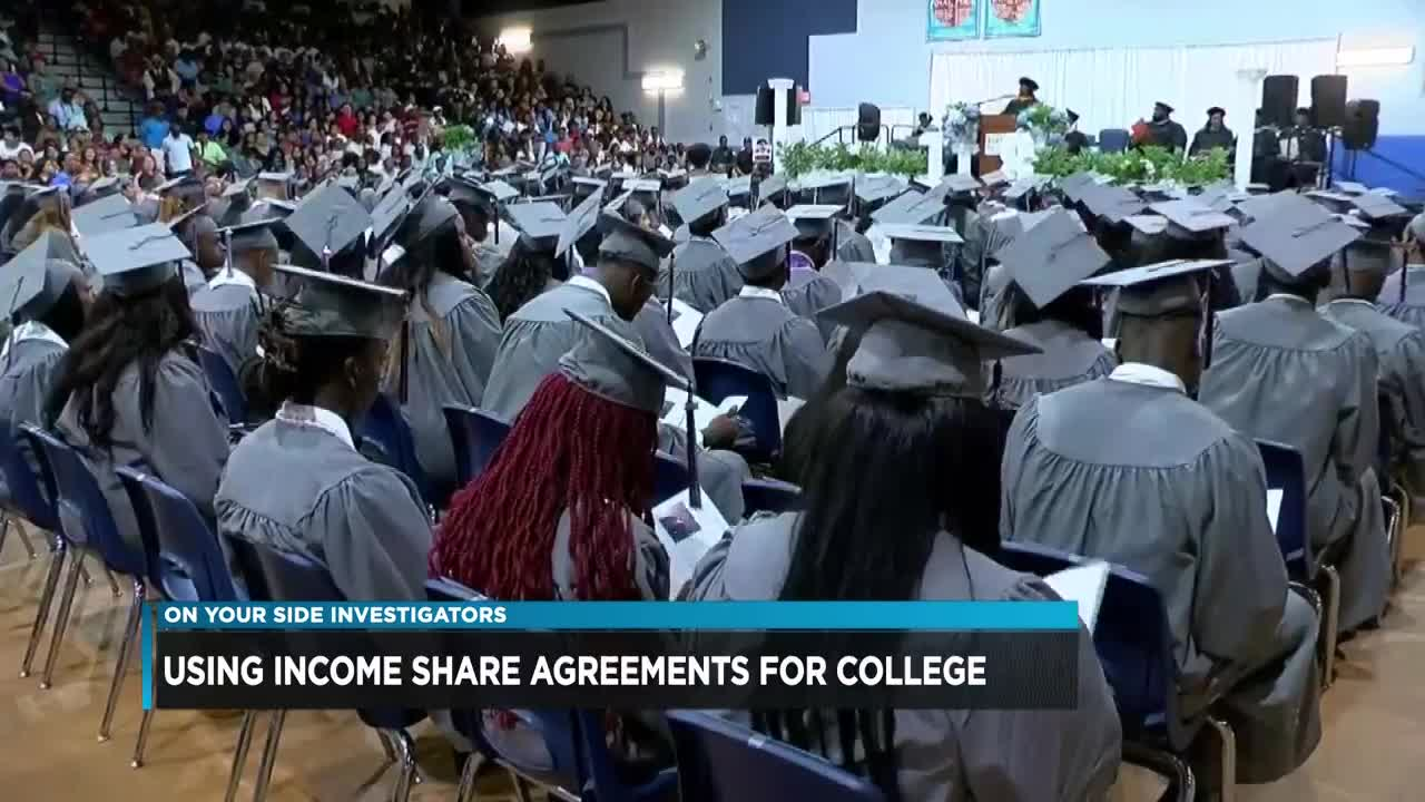 Colleges Offering Income Share Agreements As Alternative To Loans