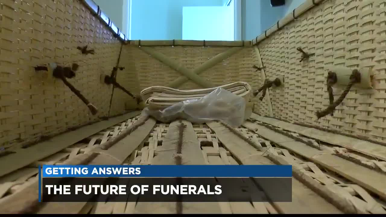 From eco-friendly to fun: Is this the future of funerals?