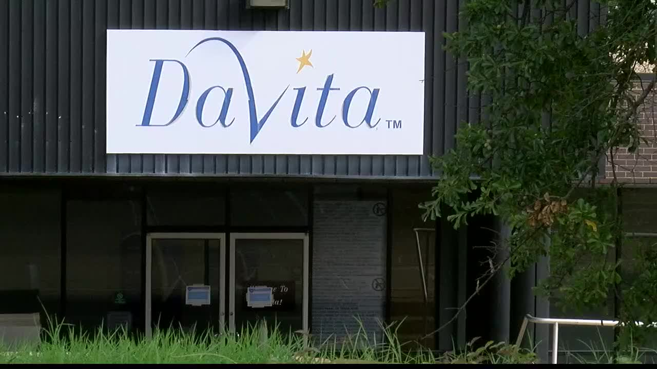 Dialysis clinic patients respond to closure of Davita Center