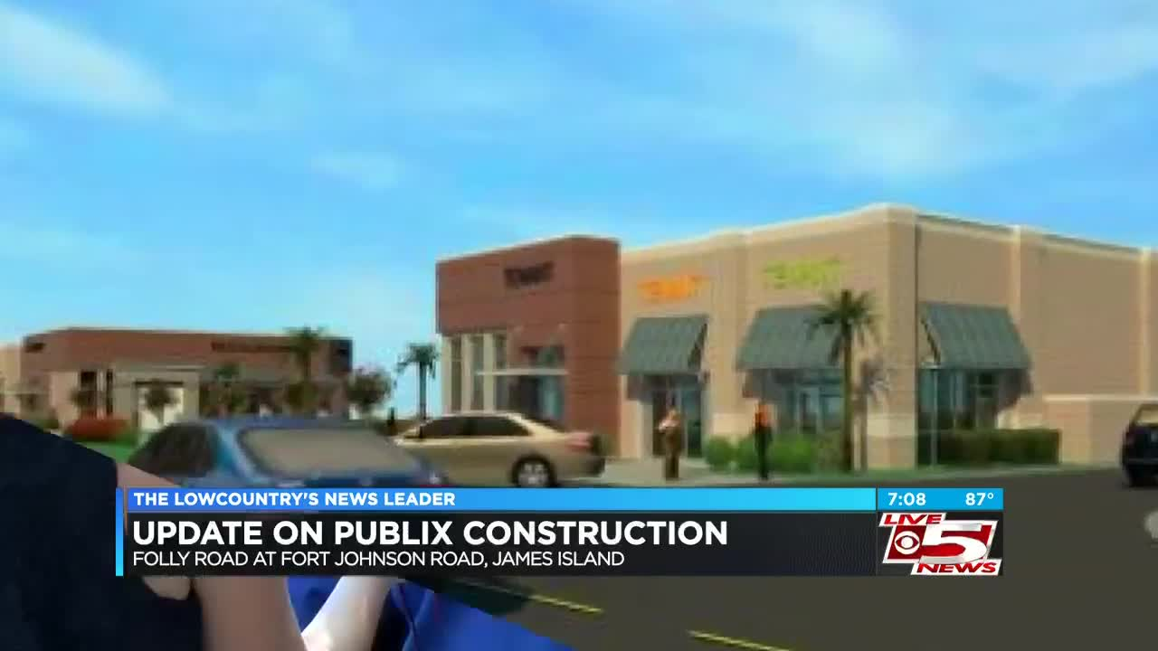 Second Publix Location Coming To James Island