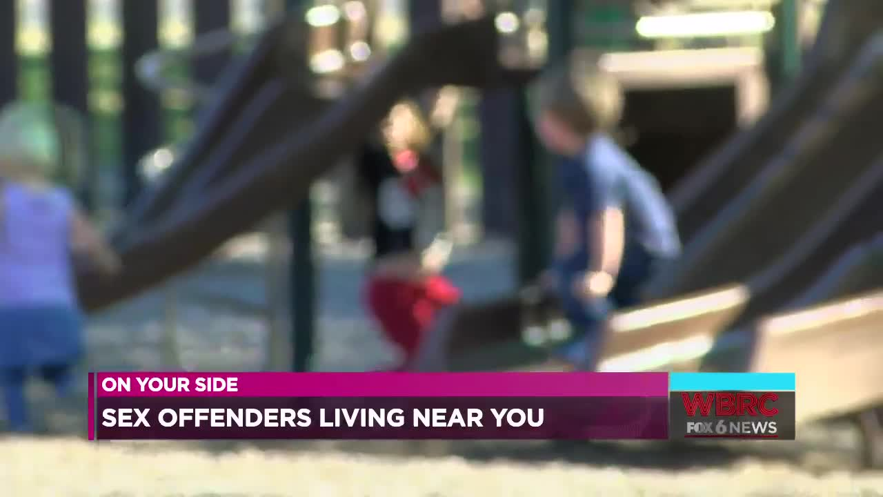 Sex offenders living near you