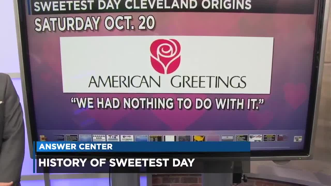 American Greetings Did Not Invent Sweetest Day But A Clevelander Did