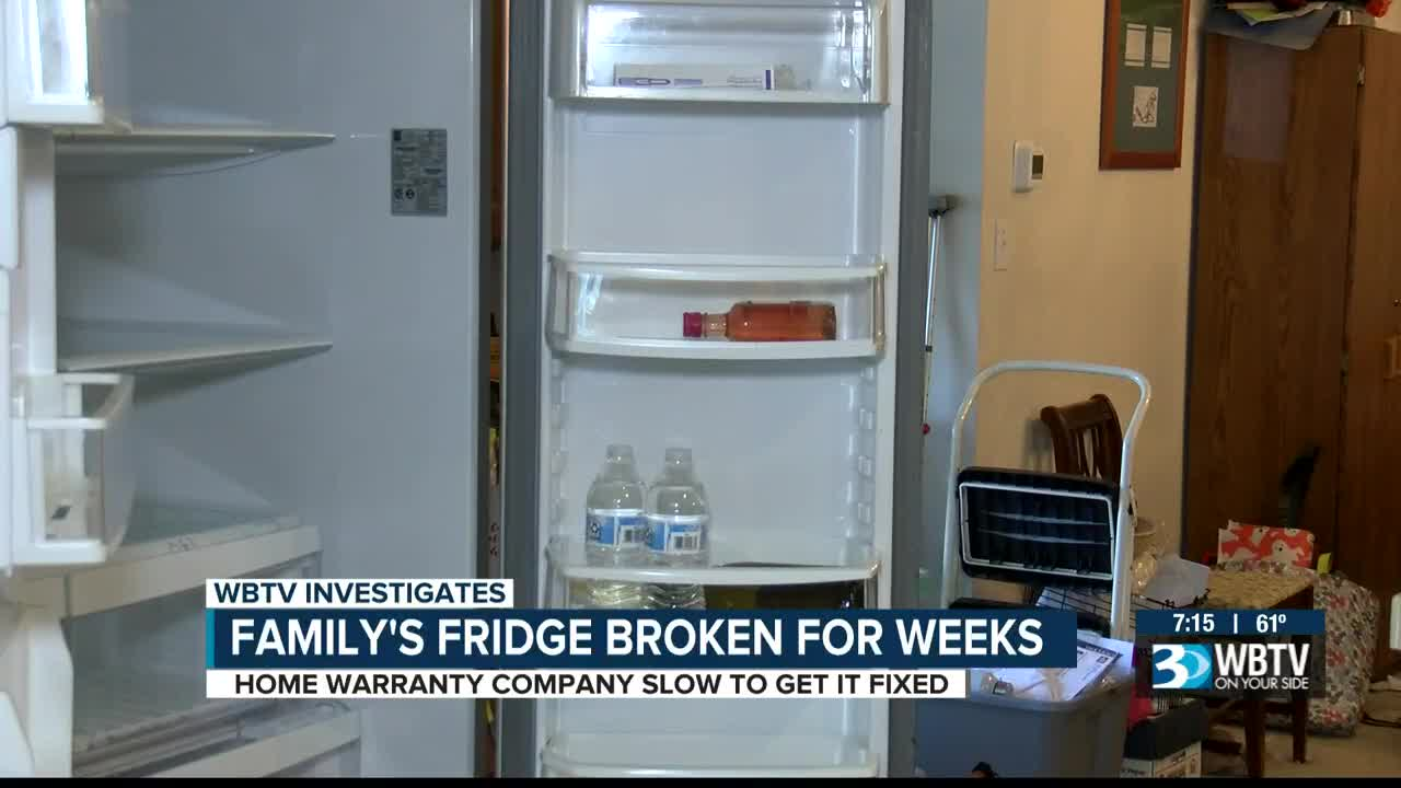 Local Couple S Fridge Needs To Be Fixed But They Have Problems With Home Warranty Company