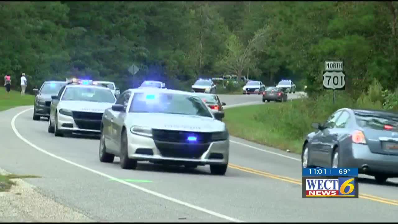 State trooper killed in Columbus Co