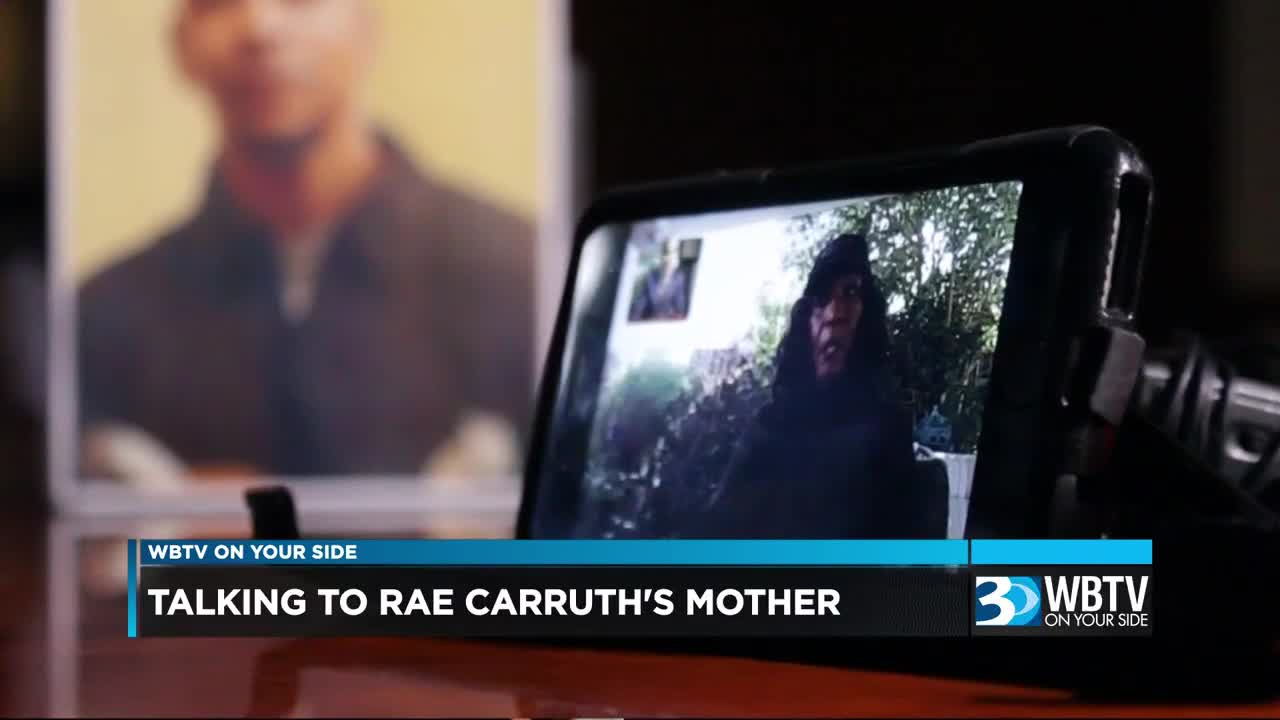 fc784f234d9 Rae Carruth's mother speaks out days before prison release