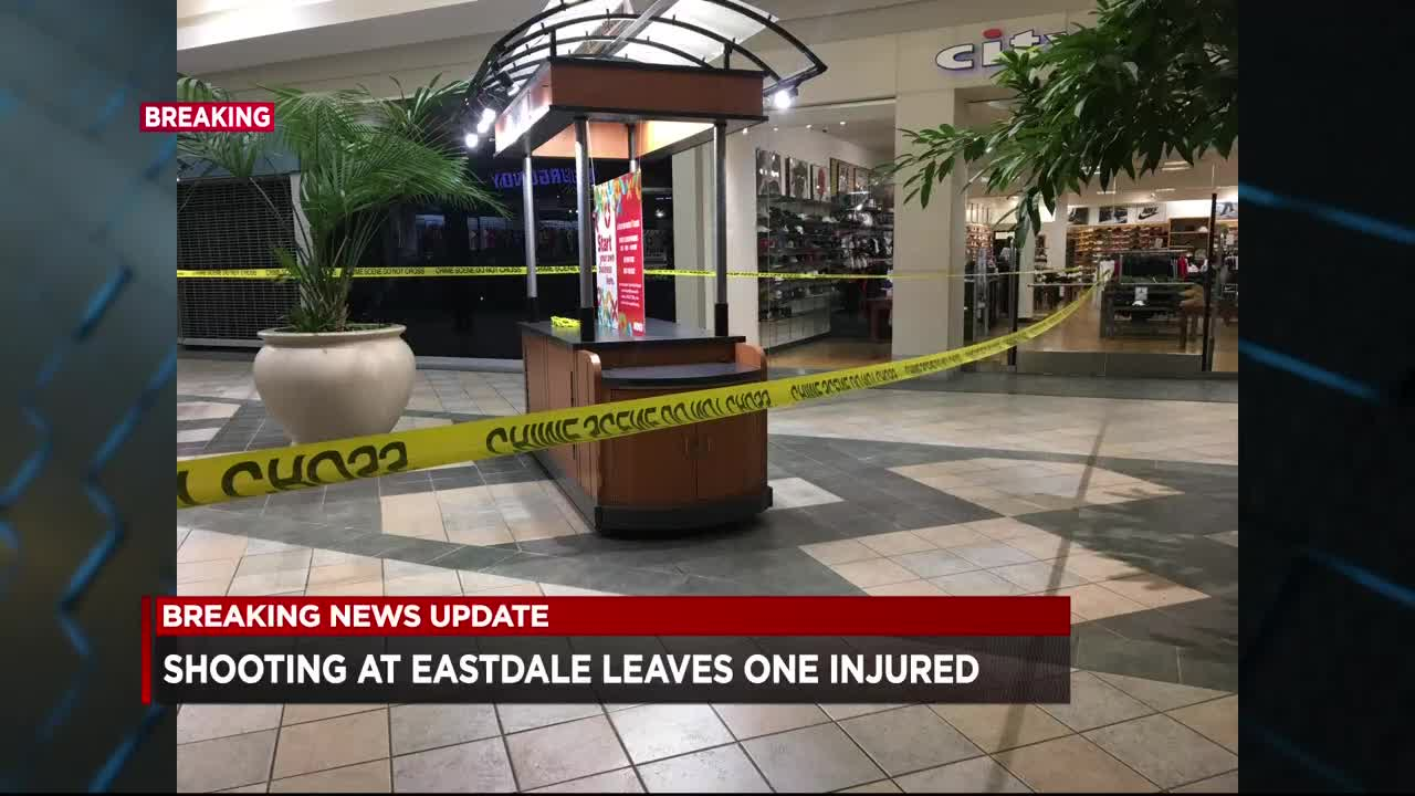 new product 0a3d3 a8f4a Man in critical condition after shooting in Eastdale Mall