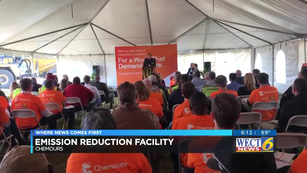 Cleaning up its act: Chemours breaks ground on $100 million