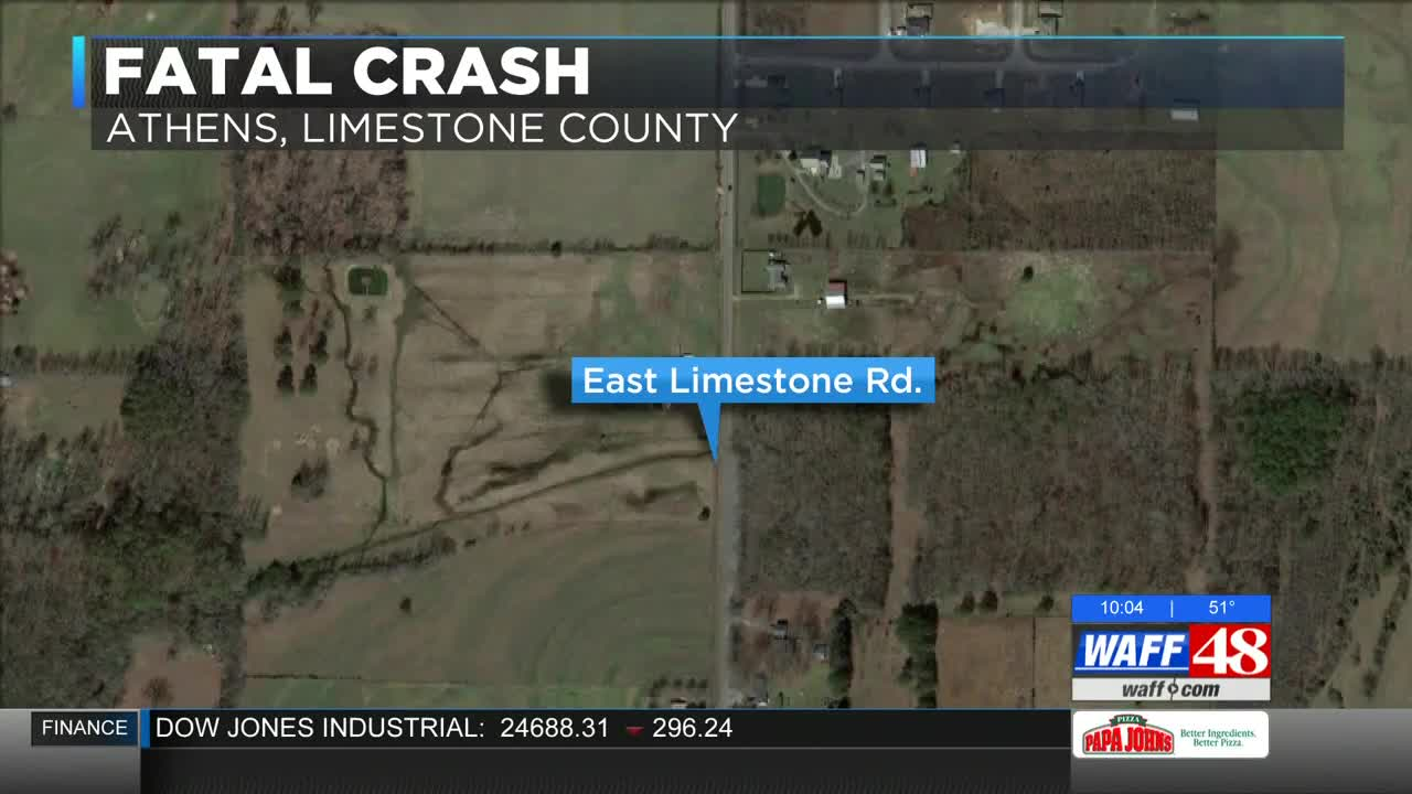 Teen killed, another injured in Limestone County wreck