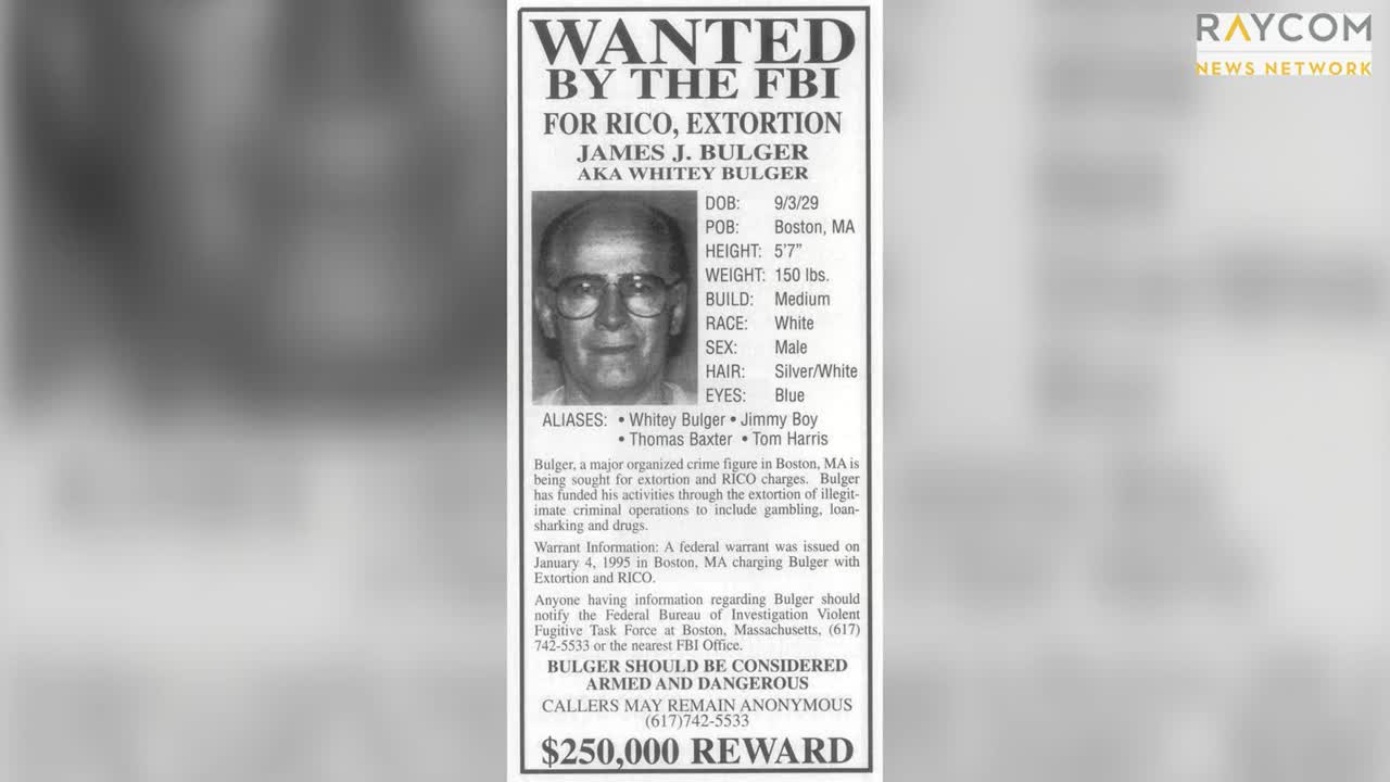 Notorious mobster Whitey Bulger killed in prison