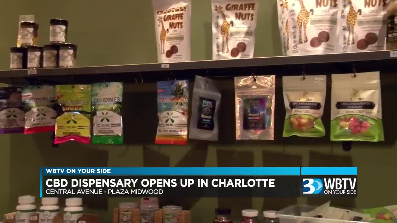CBD dispensary opens in Charlotte despite stigma, setbacks