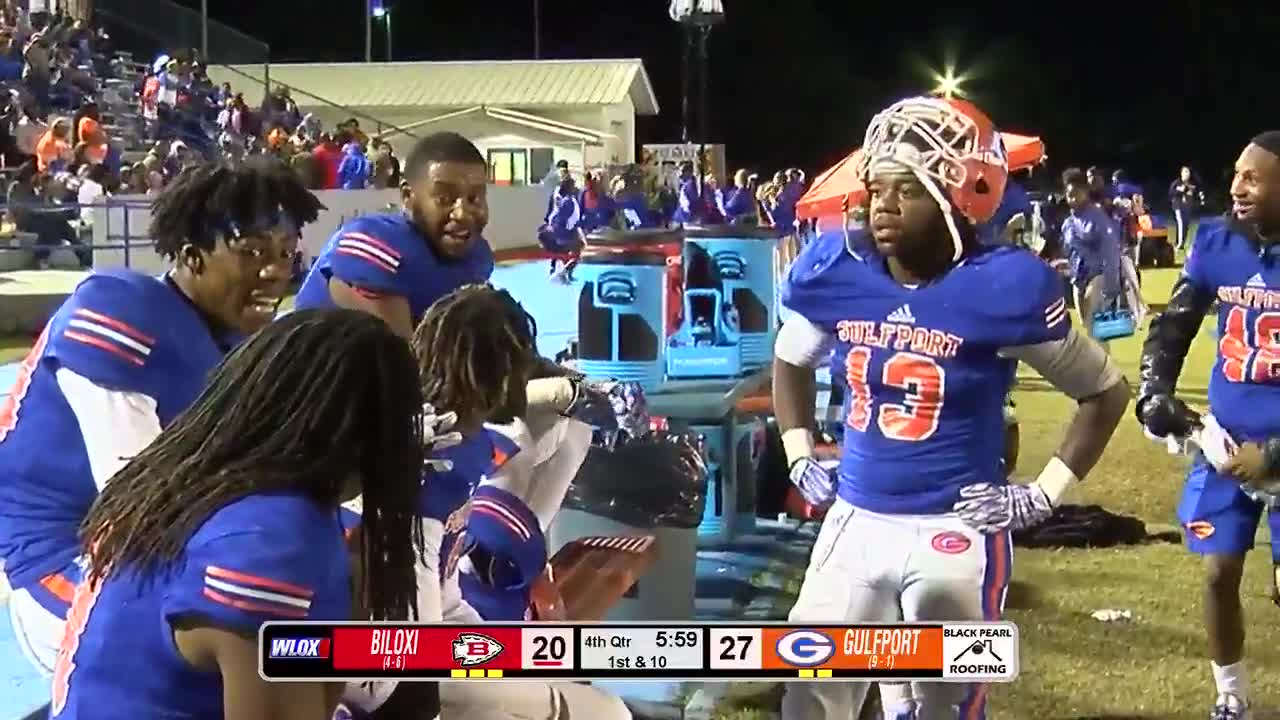 Full Game Broadcast Biloxi Vs Gulfport In The Wlox Game Of The Month