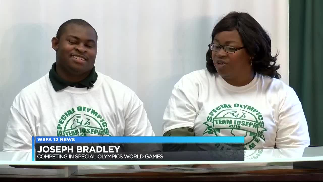 Jeff Davis student to compete in Special Olympics World Games in Abu